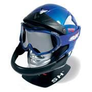 SH+ RACE, Férfi sísisak, Blue