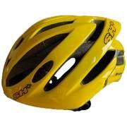 SH+ SPEEDY, Férfi biciklis védősisak, Yellow