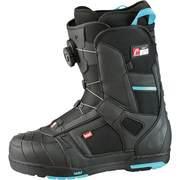 Head 500 4D BOA (+Coiler) Unisex snowboard cipő, Black