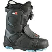 Head 550 4D BOA (+Coiler) Unisex snowboard cipő, Black