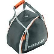 Head Boot Bag bakancs táska, Silver/yellow